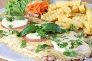 Schnitzel italienische Art 1